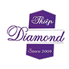 Thiệp cưới Diamond